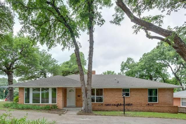 705 Glen Arbor Drive, Dallas, TX 75241 (MLS #14349926) :: Frankie Arthur Real Estate