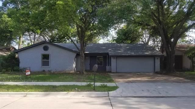 1928 Kent Drive, Arlington, TX 76010 (MLS #14349927) :: North Texas Team | RE/MAX Lifestyle Property