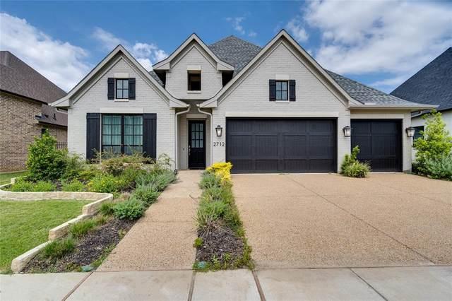 2712 Riverbrook Way, Southlake, TX 76092 (MLS #14349933) :: The Kimberly Davis Group