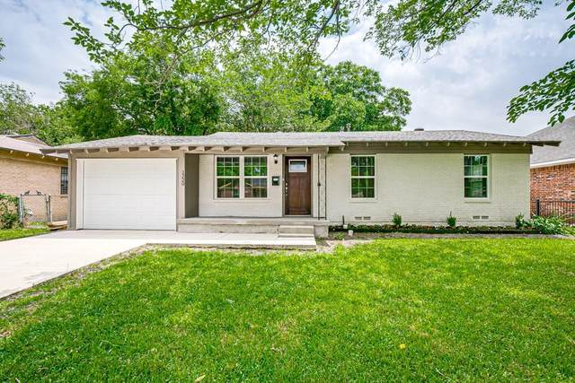 1220 Templecliff Drive, Dallas, TX 75217 (MLS #14349951) :: Robbins Real Estate Group