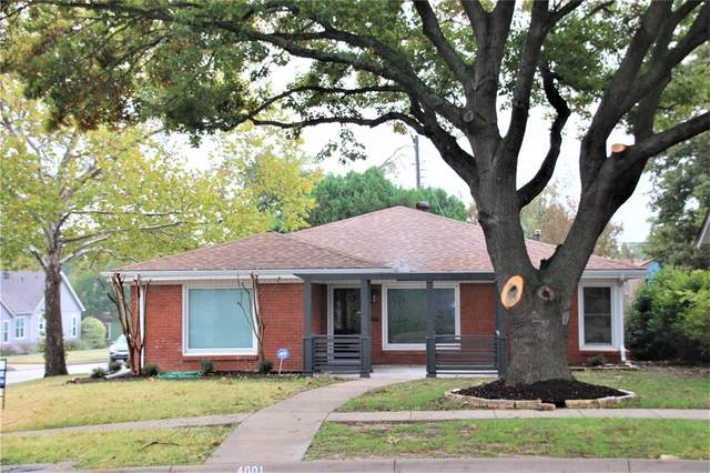 4601 Birchman Avenue, Fort Worth, TX 76107 (MLS #14349965) :: Trinity Premier Properties