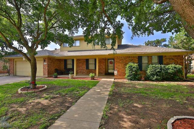 2957 Gilmer Avenue, Abilene, TX 79606 (MLS #14349967) :: The Mitchell Group