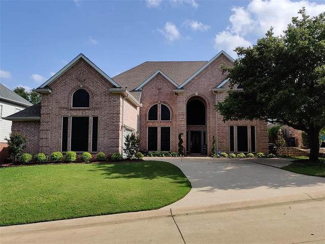 2701 Knoll Court, Highland Village, TX 75077 (MLS #14349969) :: Team Tiller