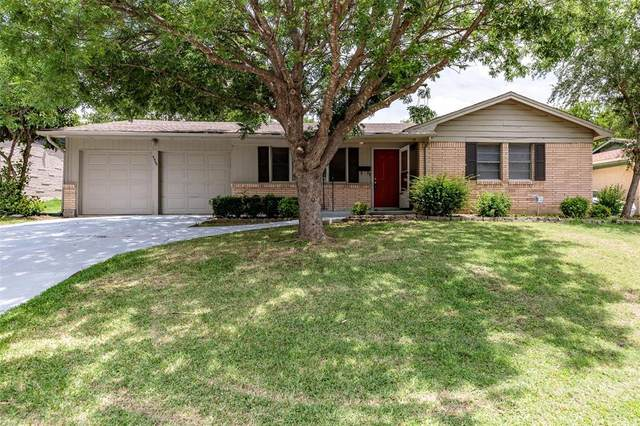 4909 Stadium Drive, Fort Worth, TX 76133 (MLS #14349970) :: The Hornburg Real Estate Group
