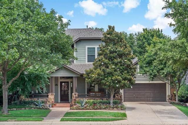 6900 Norman Rockwell Lane, Mckinney, TX 75071 (MLS #14349978) :: Real Estate By Design