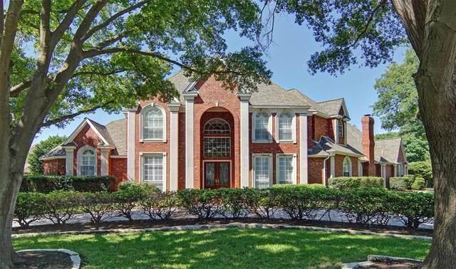 2911 Meadowview Drive, Colleyville, TX 76034 (MLS #14349979) :: The Heyl Group at Keller Williams