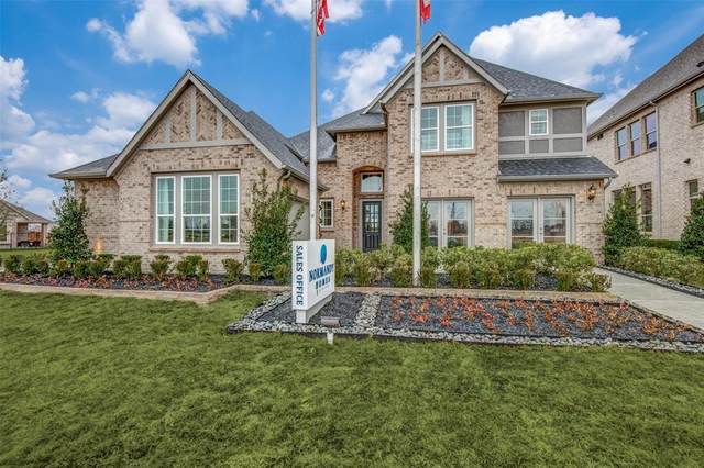 7414 Zachery Drive, Frisco, TX 75033 (MLS #14350009) :: Robbins Real Estate Group