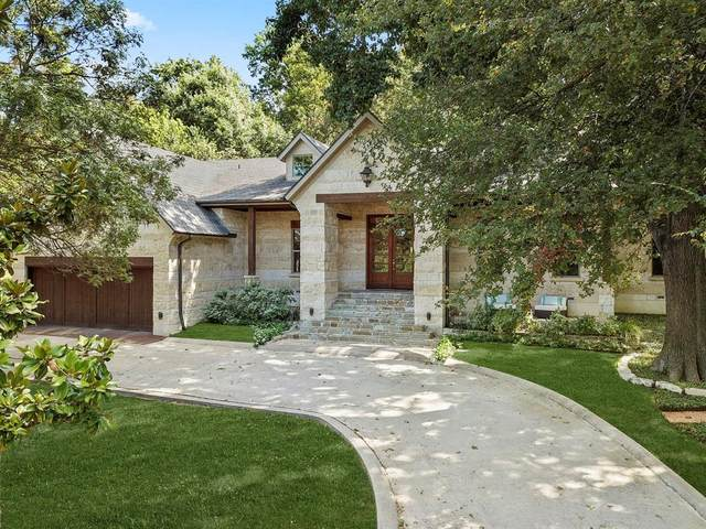 1340 Highland Road, Dallas, TX 75218 (MLS #14350026) :: Maegan Brest | Keller Williams Realty