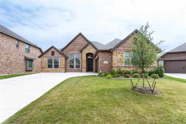 617 Ranchwood Drive, Justin, TX 76247 (MLS #14350071) :: The Rhodes Team