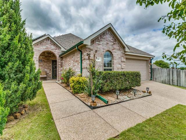 210 Carriage Drive, Willow Park, TX 76087 (MLS #14350099) :: The Good Home Team