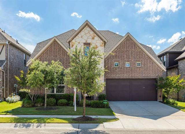 8832 Laurel Lane, Keller, TX 76248 (MLS #14350103) :: The Kimberly Davis Group