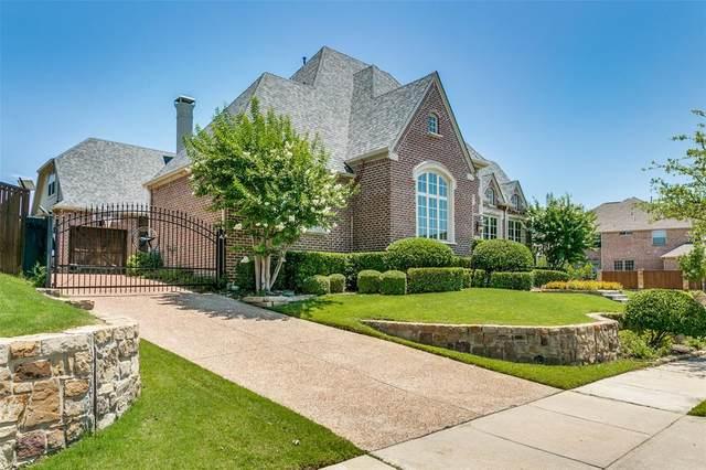 1161 King Mark Drive, Lewisville, TX 75056 (MLS #14350108) :: Tenesha Lusk Realty Group