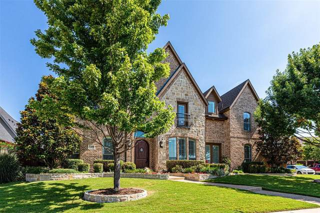 2490 Pritchett Drive, Frisco, TX 75036 (MLS #14350117) :: The Rhodes Team