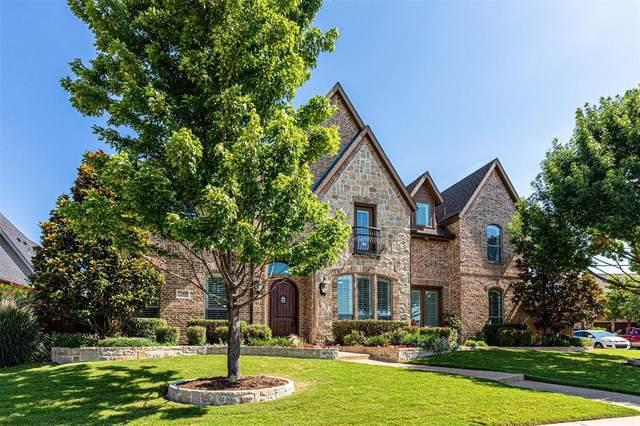 2490 Pritchett Drive, Frisco, TX 75036 (MLS #14350117) :: Post Oak Realty