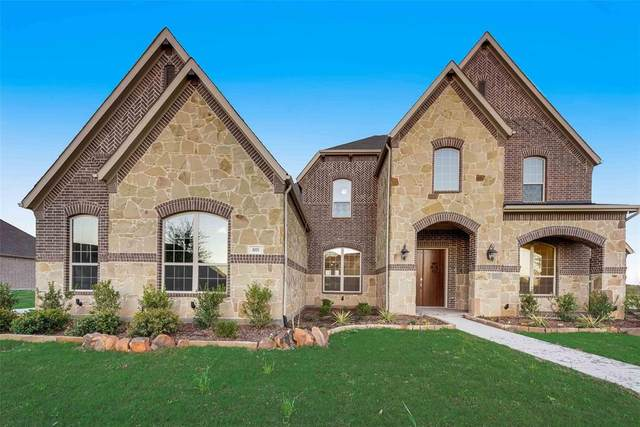 801 Secretariat Trail, Keller, TX 76248 (MLS #14350128) :: Team Hodnett