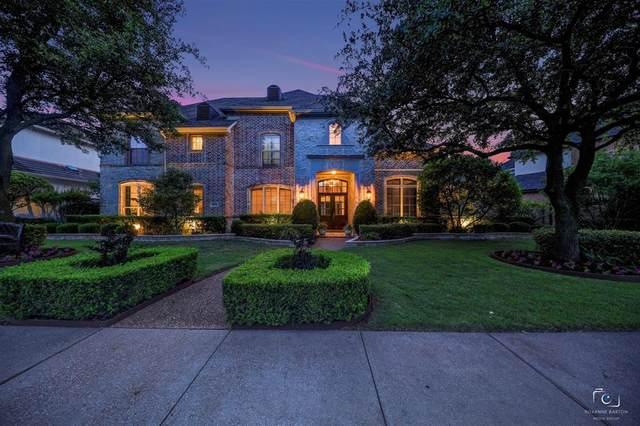 5135 Burkett Drive, Frisco, TX 75034 (MLS #14350134) :: EXIT Realty Elite