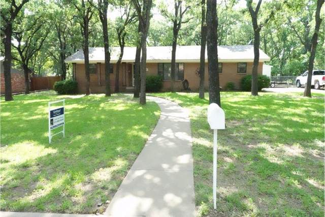 13 Robinhood Drive, Bridgeport, TX 76426 (MLS #14350138) :: Robbins Real Estate Group