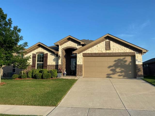 428 Peach Lane, Burleson, TX 76028 (MLS #14350150) :: All Cities USA Realty