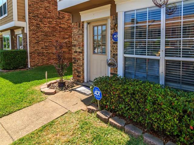703 Lee Street #1, Mesquite, TX 75149 (MLS #14350167) :: All Cities USA Realty