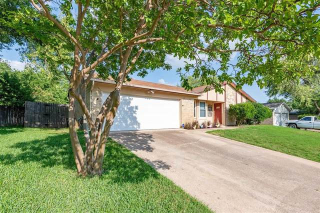 3128 Meadow Wood Lane, Bedford, TX 76021 (MLS #14350169) :: The Chad Smith Team
