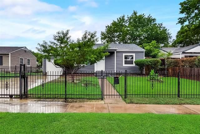 607 Wildrose Drive, Dallas, TX 75224 (MLS #14350178) :: The Heyl Group at Keller Williams