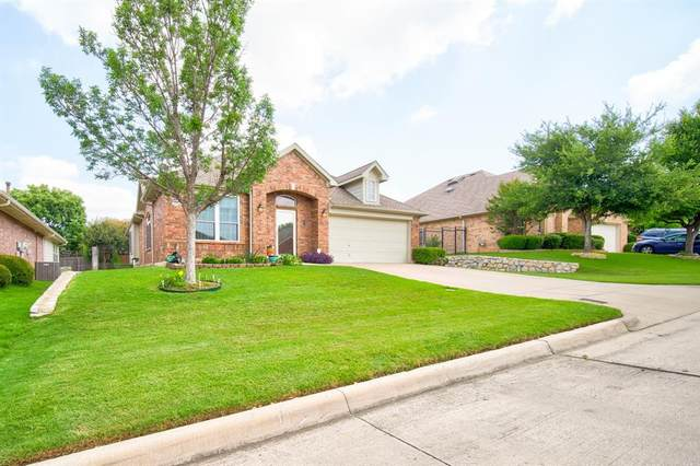 5236 Post Ridge Drive, Fort Worth, TX 76123 (MLS #14350192) :: NewHomePrograms.com LLC
