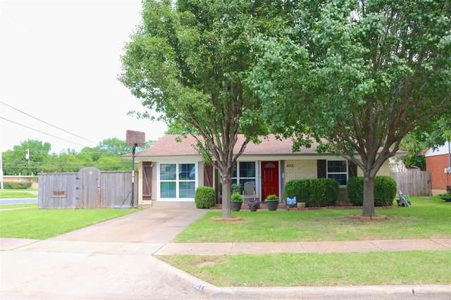 802 Lake Shore Drive, Lewisville, TX 75057 (MLS #14350196) :: Tenesha Lusk Realty Group