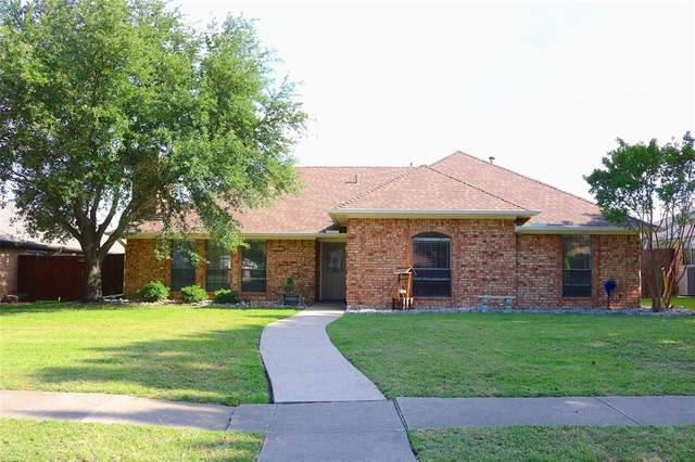 918 Sycamore Creek Road, Allen, TX 75002 (MLS #14350200) :: Baldree Home Team
