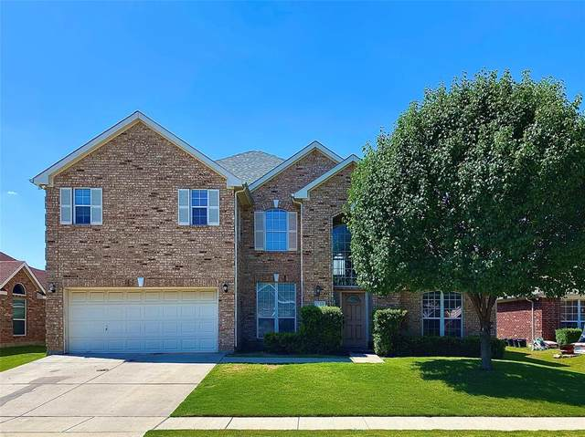 3708 Glassenberry Street, Fort Worth, TX 76244 (MLS #14350209) :: The Heyl Group at Keller Williams