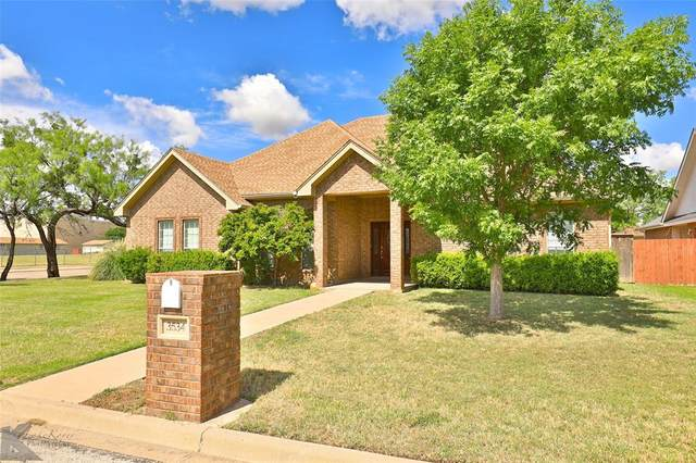 3534 Cooper Court, Abilene, TX 79602 (MLS #14350210) :: The Mauelshagen Group