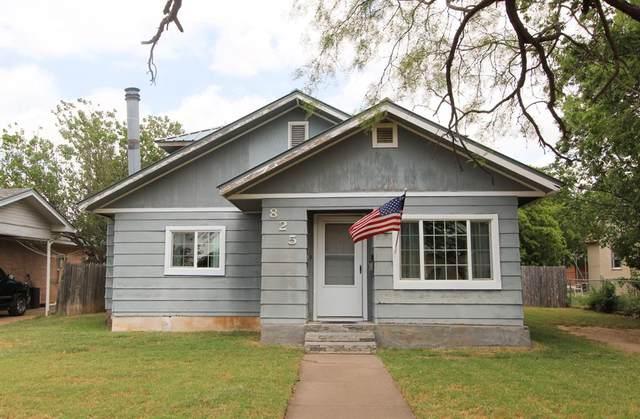 825 Beech Street, Abilene, TX 79601 (MLS #14350233) :: The Mauelshagen Group