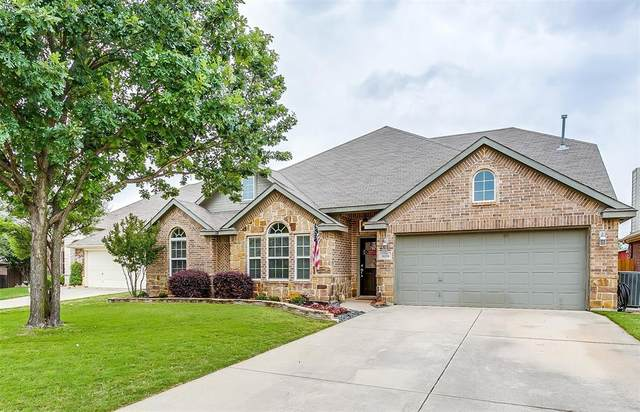 309 Hidden Lake Court, Burleson, TX 76028 (MLS #14350247) :: RE/MAX Landmark