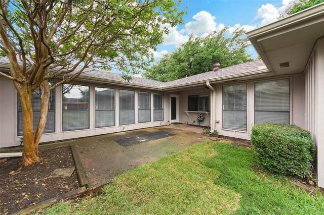 3913 Saddlehead Drive, Plano, TX 75075 (MLS #14350249) :: Hargrove Realty Group
