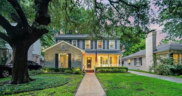 4408 Druid Lane, University Park, TX 75205 (MLS #14350257) :: Robbins Real Estate Group