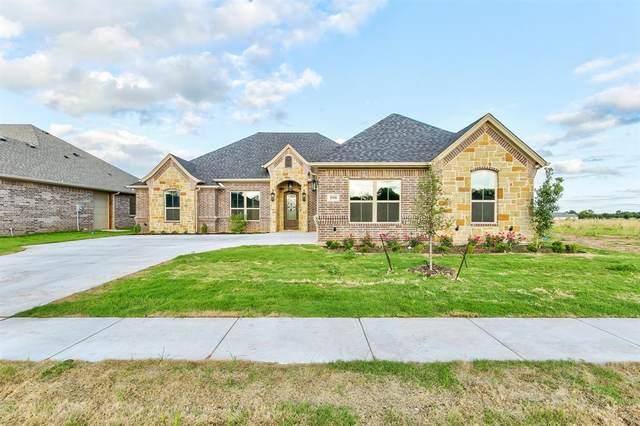108 Spieth Court, Granbury, TX 76048 (MLS #14350261) :: The Kimberly Davis Group