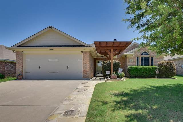 447 Nutmeg, Burleson, TX 76028 (MLS #14350262) :: Frankie Arthur Real Estate