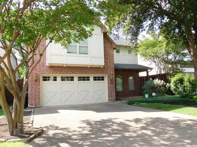 4571 Elsby Avenue, Dallas, TX 75209 (MLS #14350267) :: The Good Home Team