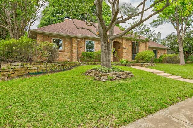 8821 Kingsley Road, Dallas, TX 75231 (MLS #14350276) :: Robbins Real Estate Group