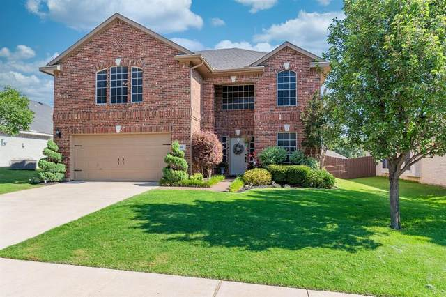 205 Benton Drive, Roanoke, TX 76262 (MLS #14350283) :: Maegan Brest | Keller Williams Realty