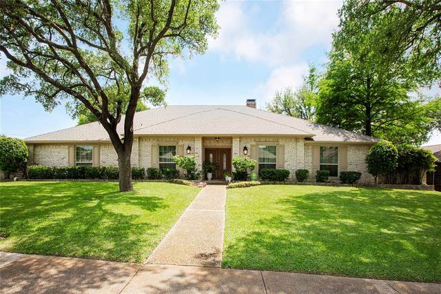 7314 Tomlinson Street, Dallas, TX 75248 (MLS #14350299) :: The Good Home Team