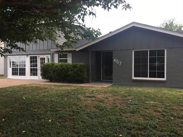 4717 Don Juan Street, Abilene, TX 79605 (MLS #14350301) :: The Kimberly Davis Group