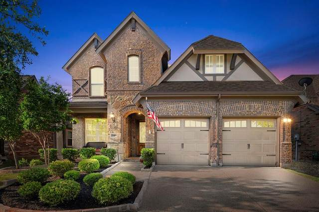 15409 Mount Evans Drive, Little Elm, TX 75068 (MLS #14350302) :: Real Estate By Design