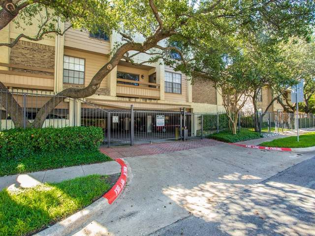 7640 W Greenway Boulevard 3N, Dallas, TX 75209 (MLS #14350307) :: The Mitchell Group