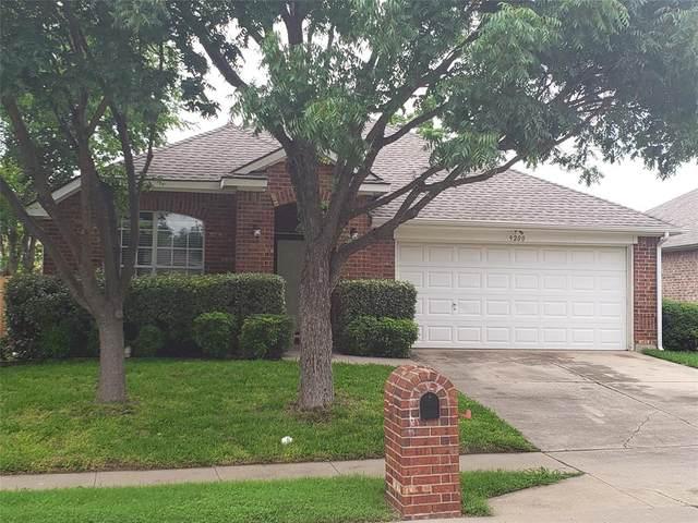 9200 Newport Lane, Mckinney, TX 75071 (MLS #14350314) :: Team Tiller