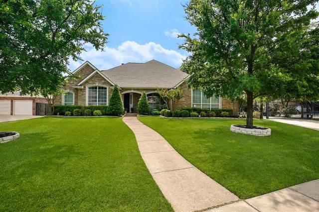 1613 Douglas Avenue, Colleyville, TX 76034 (MLS #14350328) :: The Chad Smith Team