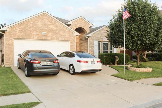 12908 Glenville Court, Fort Worth, TX 76244 (MLS #14350329) :: The Heyl Group at Keller Williams