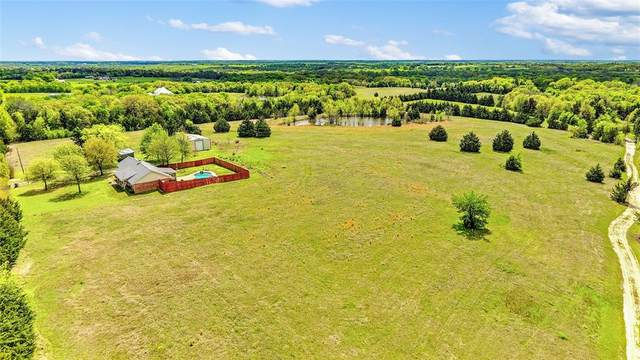TBD4 Jim Lamb Road, Sherman, TX 75090 (MLS #14350333) :: Team Hodnett
