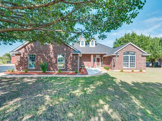 2251 Cottonwood Court, Midlothian, TX 76065 (MLS #14350350) :: The Kimberly Davis Group