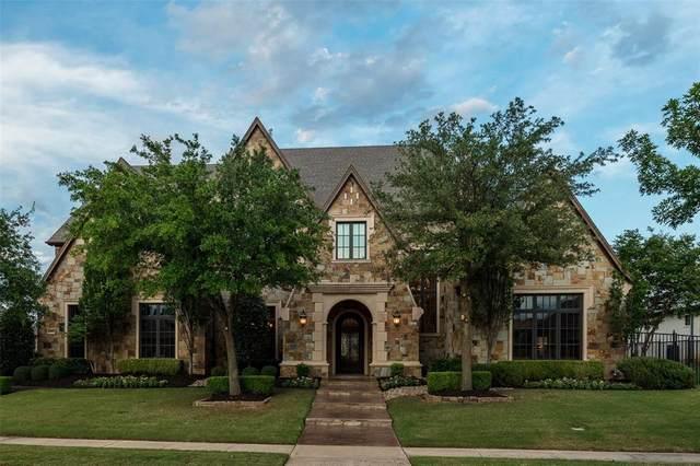 1009 Whittington Place, Southlake, TX 76092 (MLS #14350352) :: The Kimberly Davis Group