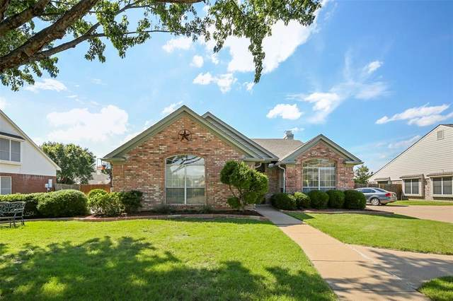 55 Alamosa Drive, Trophy Club, TX 76262 (MLS #14350359) :: The Kimberly Davis Group